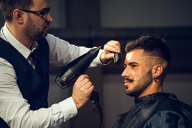 model u kadeřníka