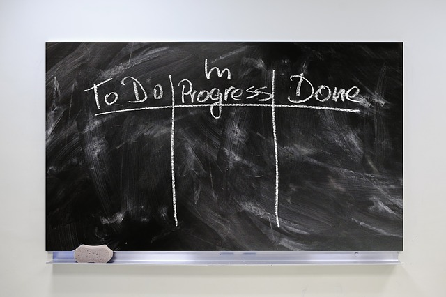 Jak si vytvořit rutinu